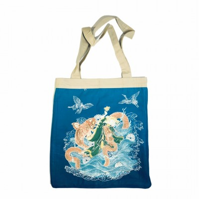 KAIYO Reversible Totebag Large by Kinnohasu
